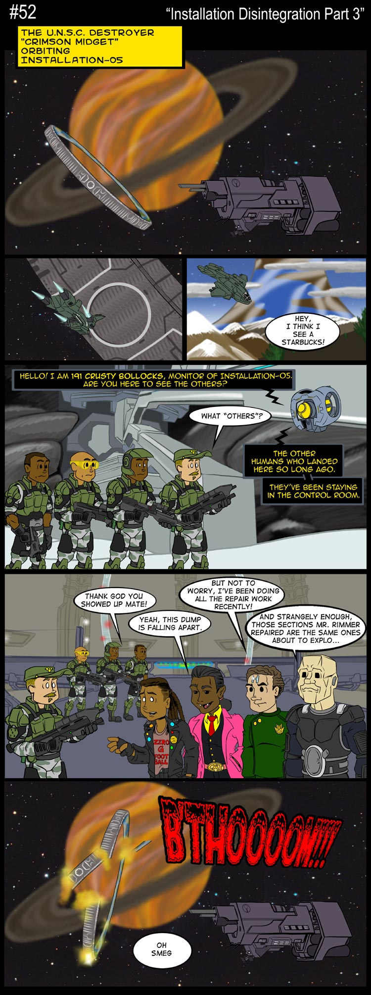 Halo porn comics bad wasn't